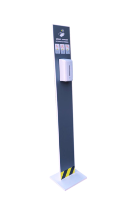Holder + Touchless Handgel Dispenser